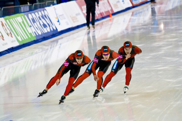 japanese-speed-skaters